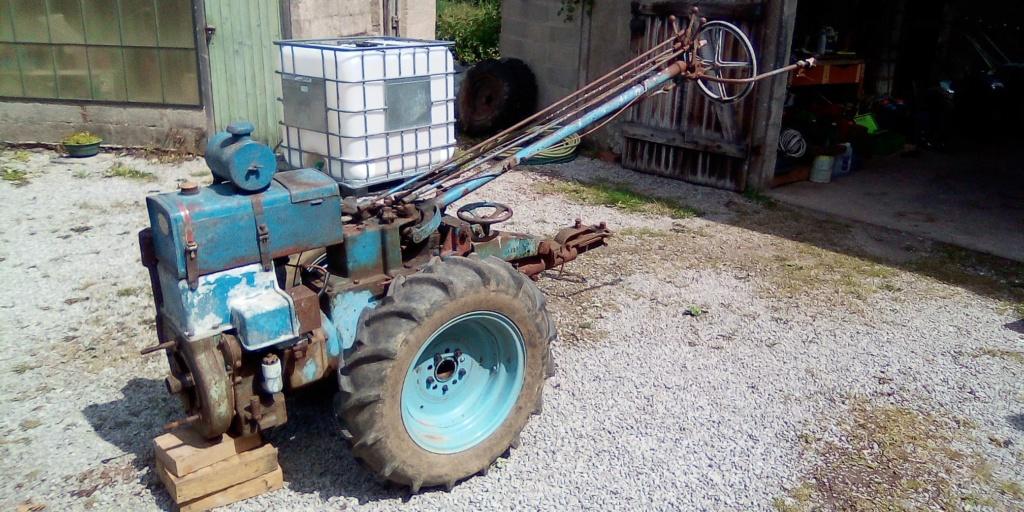 moteur - Renovation Laffly M5 . 98001710