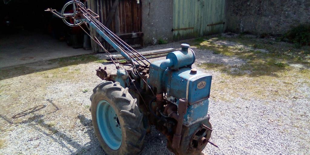 moteur - Renovation Laffly M5 . 98009110