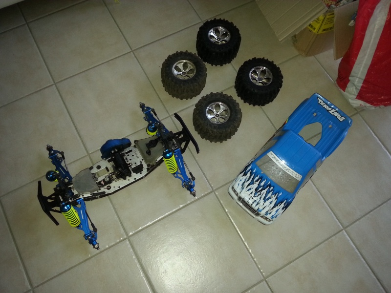 losi lst 2 brushless xxl  - Page 3 20130510
