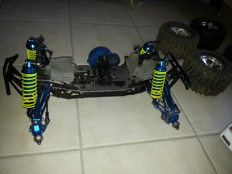 losi lst 2 brushless xxl  - Page 3 20130511