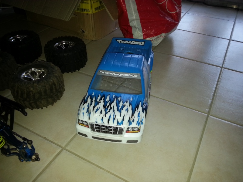 losi lst 2 brushless xxl  - Page 3 20130512