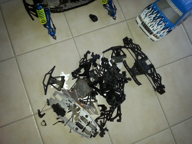 losi lst 2 brushless xxl  - Page 3 20130513