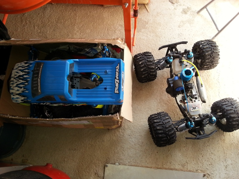 losi lst 2 brushless xxl  - Page 3 20130516