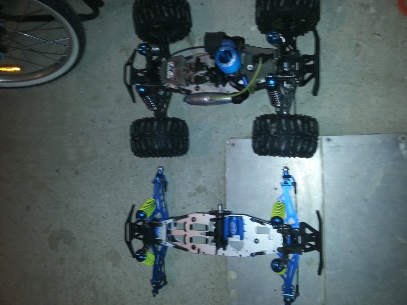 losi lst 2 brushless xxl  - Page 3 20130525