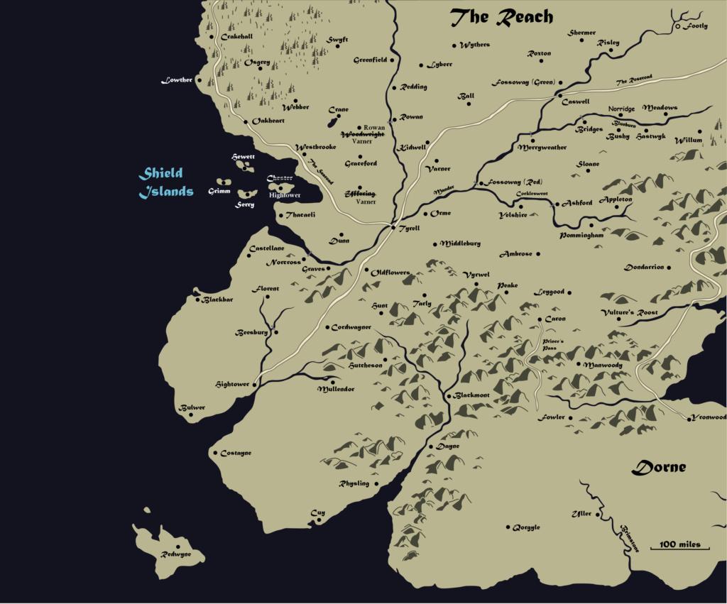 Carte du Reach Map_th13