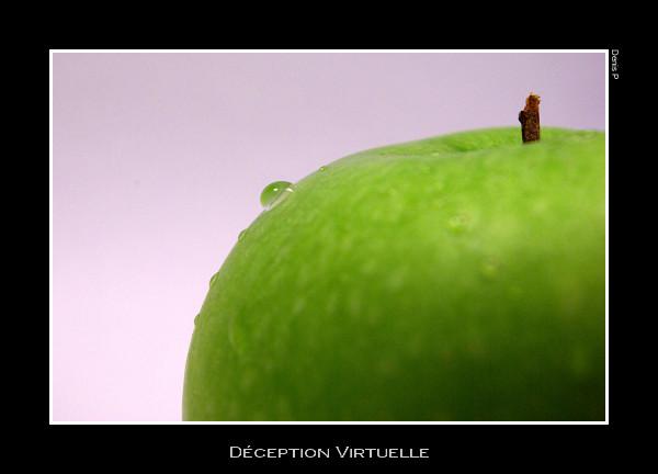Déception Virtuelle Pomme010