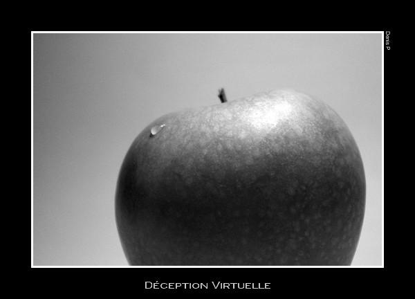 Déception Virtuelle Pomme011