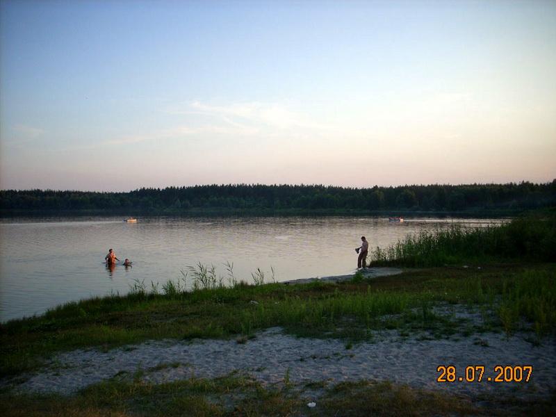 Лебединское озеро 97328710
