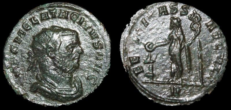 Tacite, Florien, Carus, Numérien, Carin - Page 3 09310