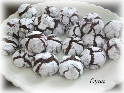 Biscuits craquelés au chocolat Biscui12