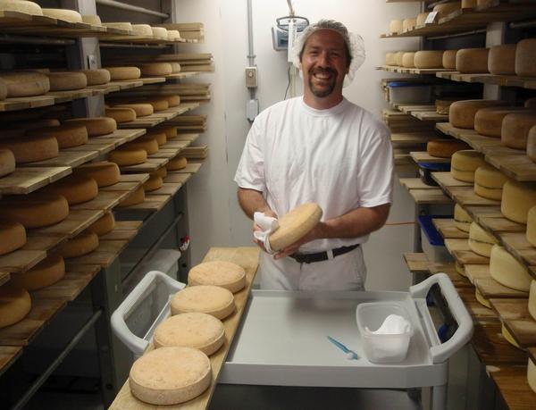 Avez-vous un fromage à nous suggérer ? Hughes10