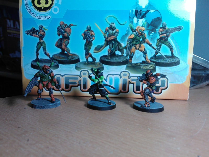 Yu Jing/ Imperial Service/Japanese Sectorial Army - Gojo Nwp_1311