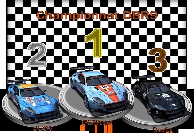 Résultats championnat DBR9 010