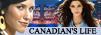 09. Canadian's life Logo110