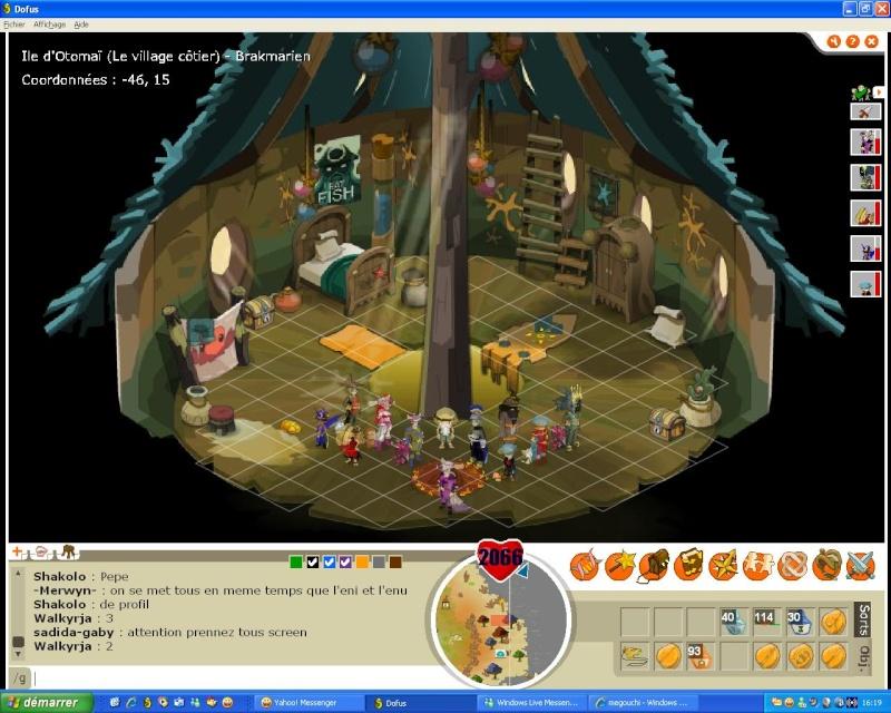 Les vikings pdt les vacances de la toussaint 2008 Toussa10