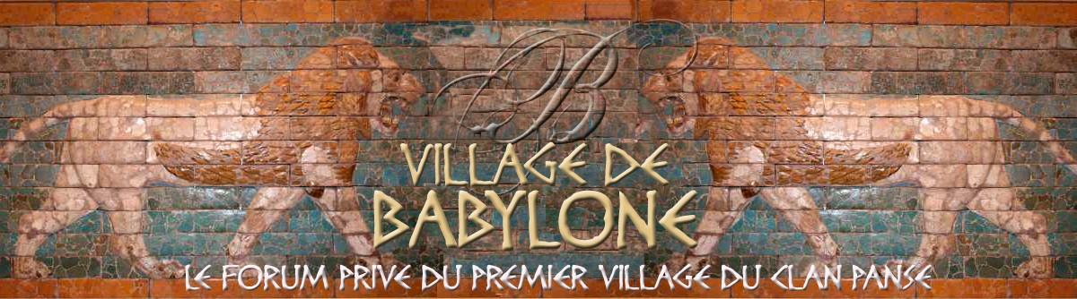 Village de Babylone