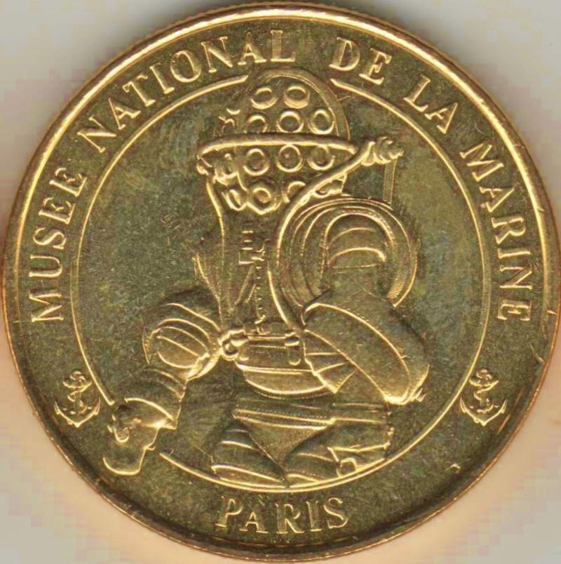 Médailles et Patrimoine = 21 00127