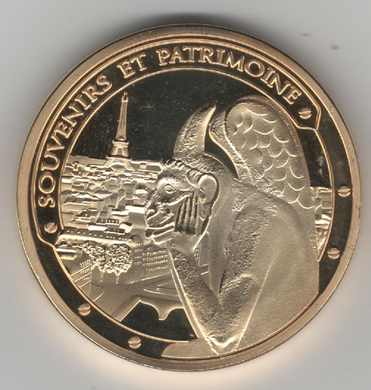 Souvenirs et Patrimoine 40mm  00313