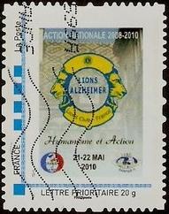 03 - Association philatélique des Lions de France 201210