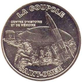 Helfaut (62570)  [La Coupole] 62_cou12