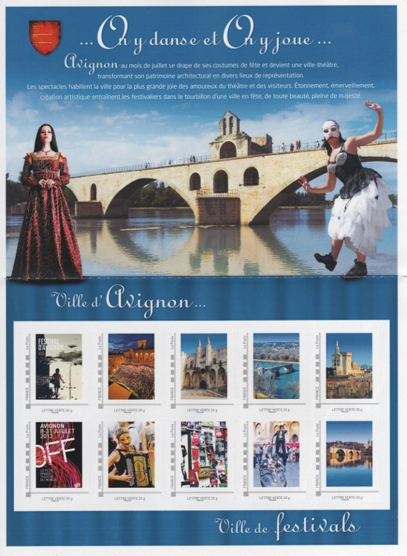 84 - Avignon - Ville de Festivals Avigno10