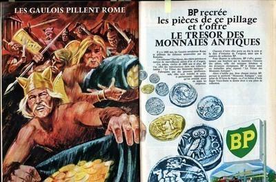 BP - Le trésor des monnaies antiques Bp10