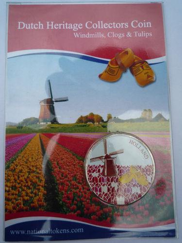 Coincards Dutch Heritage Jose10