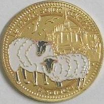 Mont Saint-Michel (50170)  [UEBF / Poulard UECD] Mouton10