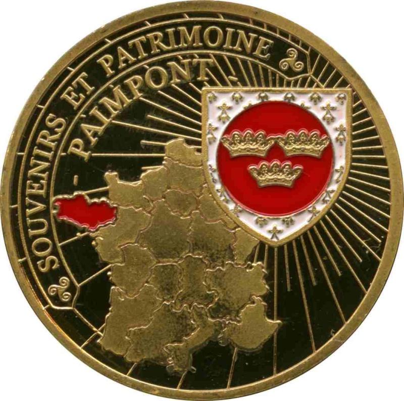 Souvenirs et Patrimoine 34mm  Paimpo11