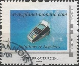 42 - Saint Etienne - Planet-Monétic Planet10