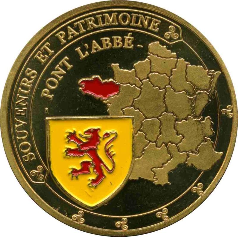 Souvenirs et Patrimoine 34mm  Pont10