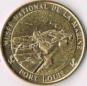 Médailles et Patrimoine = 13 Port_l10