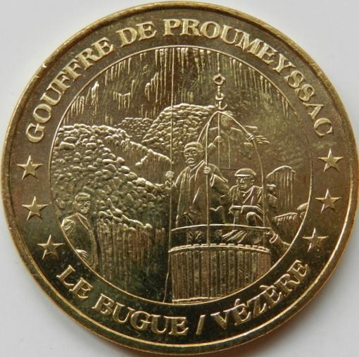 Audrix (24260)  [Gouffre de Proumeyssac] Proume10