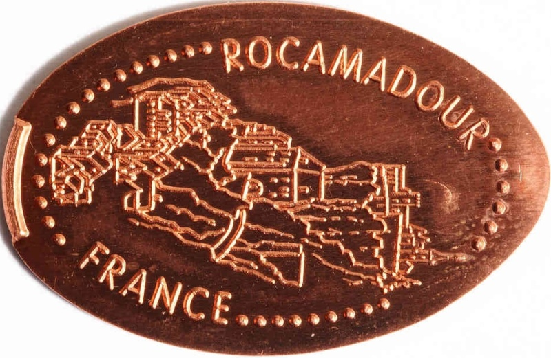 Elongated-Coin Rocama10