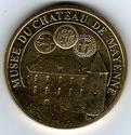 Médailles et Patrimoine  = 9 Aax14810