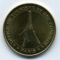 Paris (75000) Ville de Paris Générique Medail13