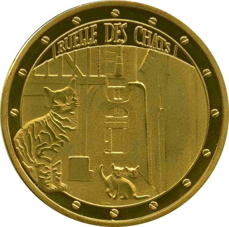Souvenirs et Patrimoine 34mm =  73 Troyes10