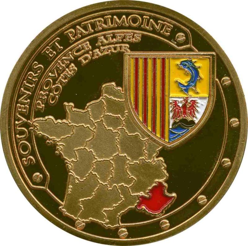 Souvenirs et Patrimoine 34mm  Verdo10