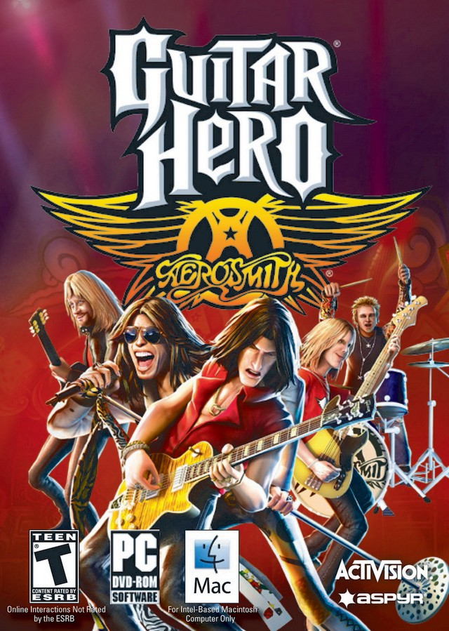 Guitar Hero :Aerosmith 95230410