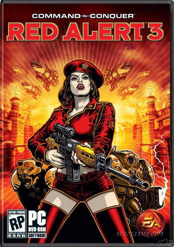 Command And Conquer Red Alert 3 Ra3b10