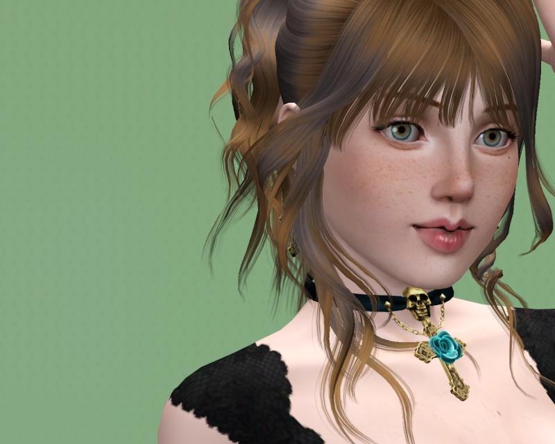 [CLOSES] Inscription à l'atelier Les Sims 3 - Création de sims réalistes. Screen12