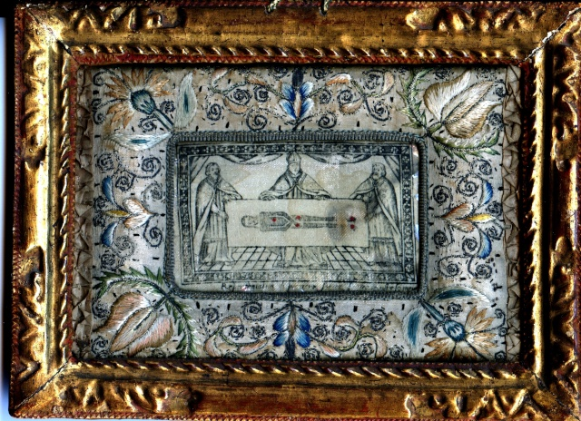 Virgen de Mondovi  /  Ostensión  de la Síndone  (Santo Sudario )(R.M. SXVII-Ot 58) St_sua10