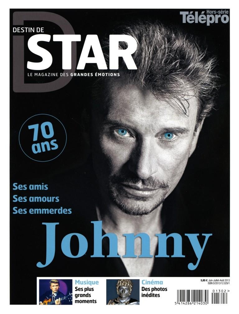 Les Livres sur Johnny Destin10