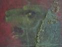 Traitement particulier d'un tableau double face . (colle de pâte, réversibilité, pontage) Dsc07711