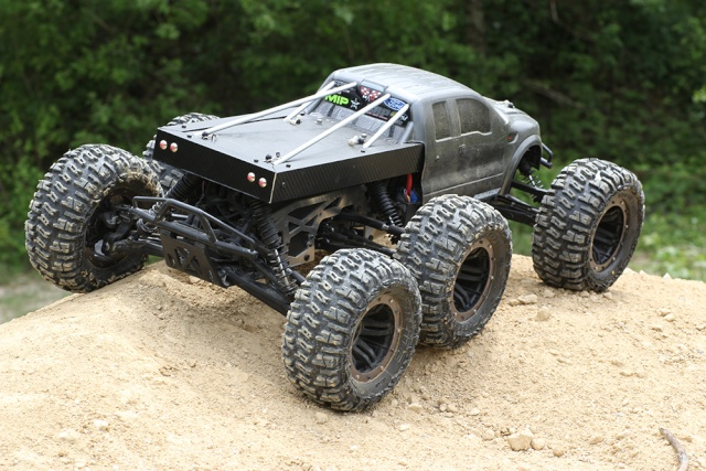 "HPI Savage 6 roues chassis ""Patoch Racing"" Img_9711"