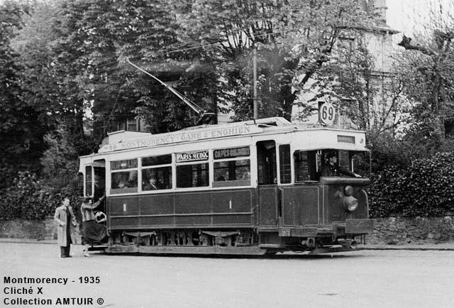 """Le tramway """"Miniart"""" 1935_m10"""