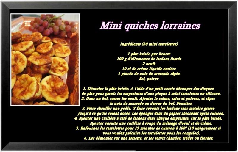 Mini-quiches lorraines Recett14