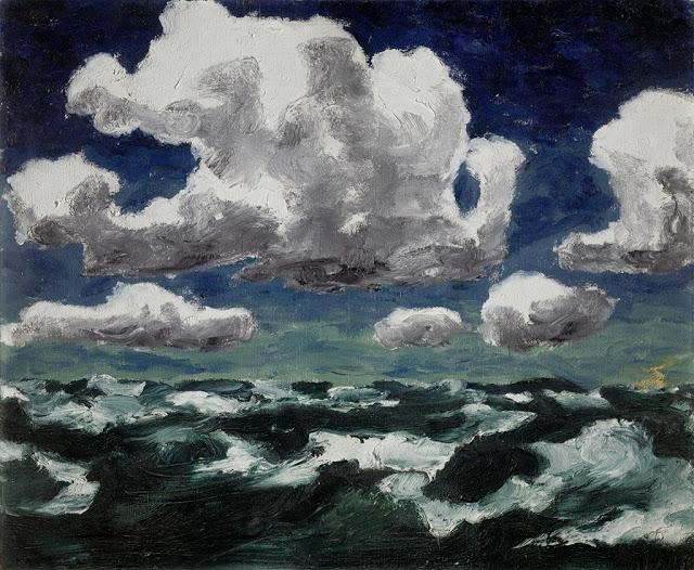 « Parfois les nuages reposent les gens d'admirer la lune » - Page 2 Emil_n10