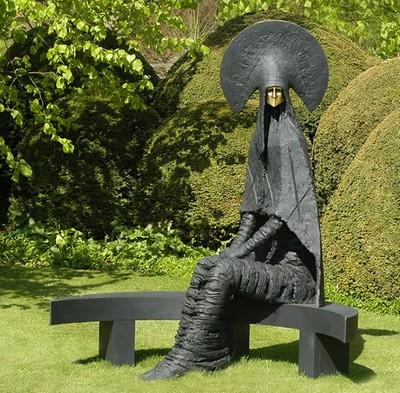 Une sculpture / un sculpteur en passant Philip12
