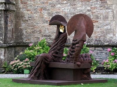 Une sculpture / un sculpteur en passant Philip14